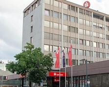 Sparkasse Geldautomat Eschweiler - wegen Hochwasserschäden vorübergehend geschlossen