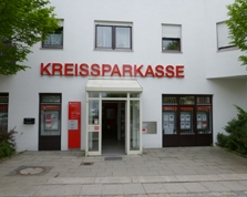 Sparkasse SB-Center Oberschleißheim