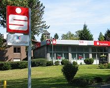 Sparkasse Geldautomat Eschweiler - Pumpe