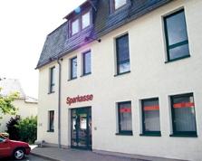 Sparkasse Geldautomat Obergrochlitz