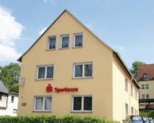 Sparkasse Geldautomat Teichwolframsdorf