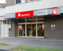 Sparkasse Geldautomat Weisweiler - wegen Hochwasserschäden vorübergehend geschlossen