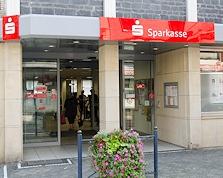 Sparkasse Geldautomat Kohlscheid