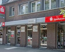 Sparkasse Geldautomat Merkstein