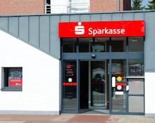 Sparkasse Geldautomat Alt-Merkstein