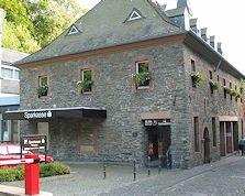 Sparkasse Geldautomat Monschau