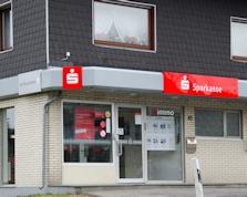 Sparkasse Geldautomat Mützenich