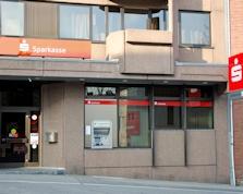 Sparkasse Geldautomat Atsch