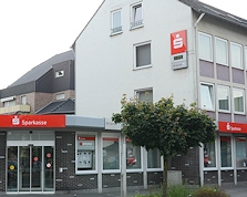 Sparkasse Geldautomat Büsbach