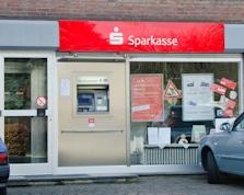 Sparkasse Geldautomat Gressenich