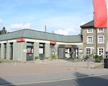 Sparkasse Filiale Zweifall - vorübergehend für Service geschlossen