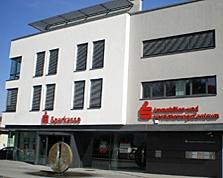 Sparkasse Filiale Freising, Lerchenfeld