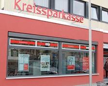 Sparkasse Filiale Fellbach Hintere Straße