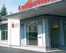 Sparkasse Filiale Backnang Sulzbacher Straße