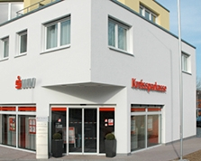 Sparkasse SB-Center Burgstall