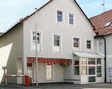 Sparkasse SB-Center Geradstetten