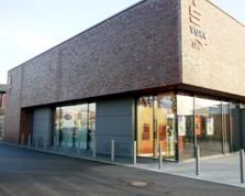 Sparkasse Geldautomat Nordhorn-Stadtflur