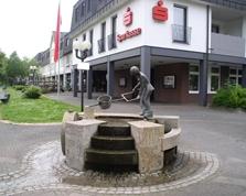 Sparkasse Geldautomat Altenbeken