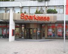 Sparkasse Geldautomat Marsberg