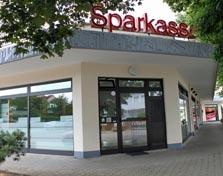 Sparkasse SB-Center Gießener Straße, Heppenheim