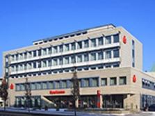 Sparkasse Filiale Hauptstelle