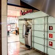 Sparkasse Geldautomat Allee Center Altenessen