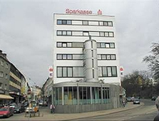 Sparkasse Geldautomat Burbach