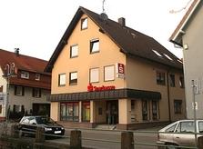 Sparkasse Geldautomat Ellmendingen