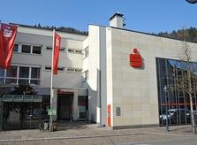 Sparkasse Geldautomat Neuenbürg