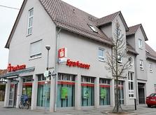 Sparkasse Geldautomat Neuhausen