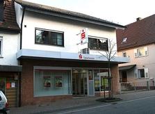 Sparkasse Geldautomat Nöttingen
