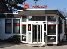 Sparkasse Geldautomat Schwann