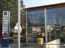 Sparkasse Geldautomat Sternenfels (KOMM-IN)