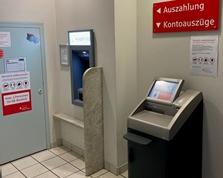 Sparkasse Geldautomat Dorfen Bahnhof
