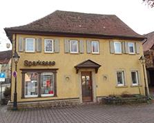 Sparkasse Filiale Markelsheim