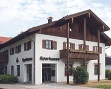 Sparkasse SB-Center Übersee