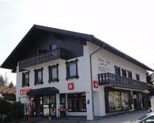 Sparkasse Geldautomat Lechbruck