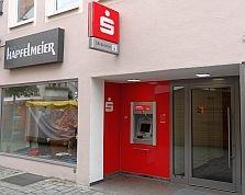 Sparkasse Geldautomat Kempten - Altstadt