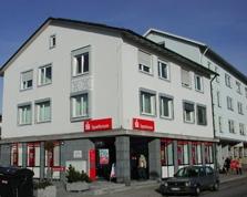 Sparkasse Geldautomat Kempten - Ost