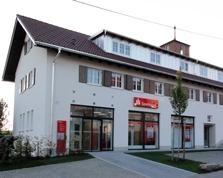 Sparkasse Geldautomat Waltenhofen