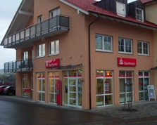 Sparkasse Geldautomat Altusried