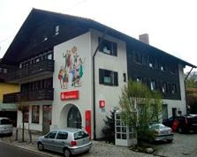 Sparkasse Geldautomat Nesselwang