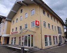 Sparkasse Geldautomat Sonthofen - Hochstraße