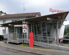 Sparkasse Geldautomat Sonthofen-Rieden