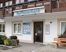Sparkasse Geldautomat Obermaiselstein