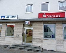 Sparkasse Geldautomat Marktoberdorf-Nord