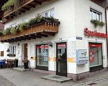 Sparkasse Geldautomat Rieden am Forggensee