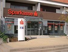 Sparkasse Geldautomat Bliesransbach