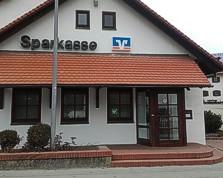 Sparkasse Geldautomat Gammelsdorf