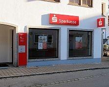Sparkasse Geldautomat Görisried